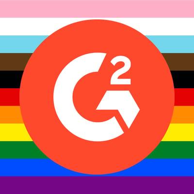 G2 pride logo