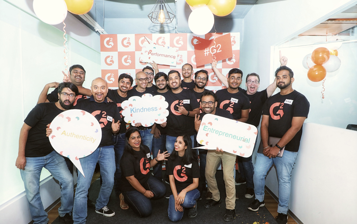 G2 Opens Asia Pacific Headquarters in India's Talent Hub, Bengaluru